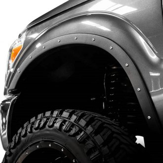 RBP® - Textured Black Body Armor Fender Trim