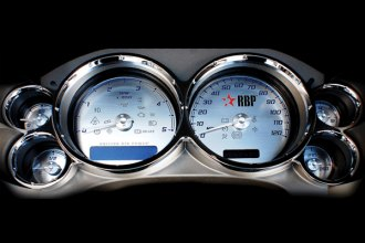 Image may not reflect your exact vehicle! RBP® - Gauge Face