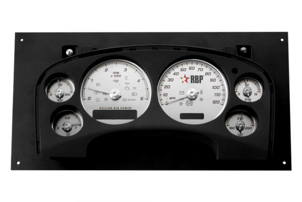 Image may not reflect your exact vehicle! RBP® - Gauge Face and Needle Kit