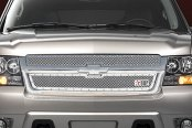 RBP® - 2-Pc RX Series Chrome Mesh Main Grille