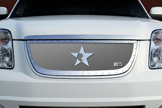 RBP® - 1-Pc RX Series Chrome Mesh Grille