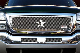 RBP® - RX Series Chrome Mesh Grille