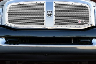 RBP® - 2-Pc RX Series Chrome Mesh Grille