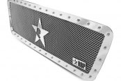 RBP® - 1-Pc RX Series Chrome Mesh Main Grille
