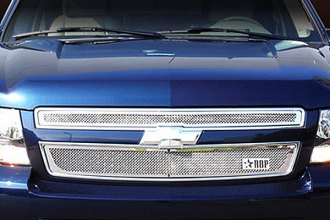 RBP® - 2-Pc RL Series Chrome Mesh Grille