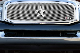 RBP® - 1-Pc RL Series Chrome Mesh Grille