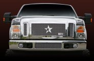 RBP® - 3-Pc RL Series Chrome Mesh Grille
