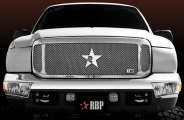 RBP� - 1-pc RL Series Chrome Grille