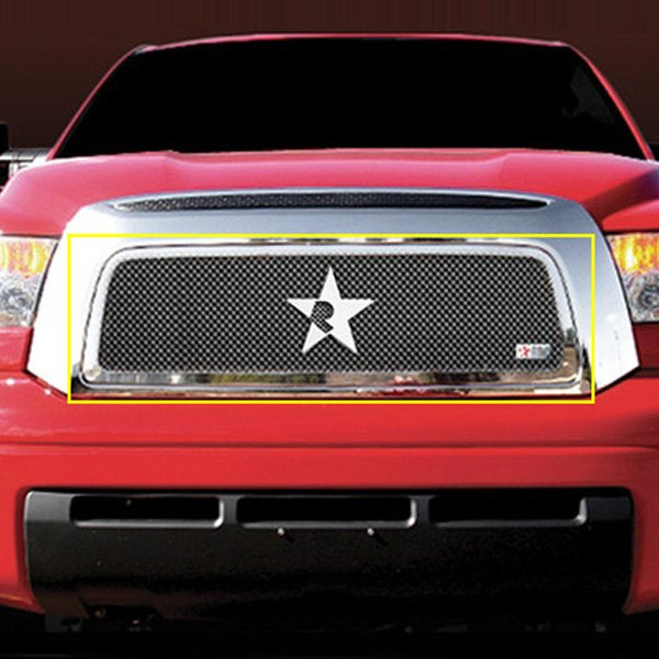RBP® - RL Series Chrome Mesh Main Grille