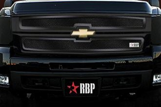 RBP® - 2-Pc RL Series Black Mesh Grille