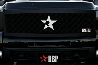 RBP® - 1-Pc RL Series Black Mesh Grille