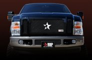 RBP® - 3-Pc RL Series Black Mesh Grille