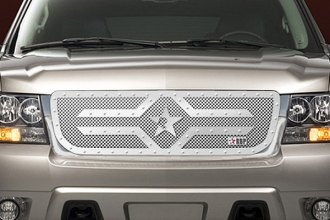 RBP® - 1-Pc RX-2 Series Chrome Mesh Grille