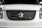 RBP® - 1-Pc RX-2 Series Black Mesh Main Grille