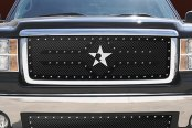 RBP® - RX-2 Series Black Mesh Main Grille