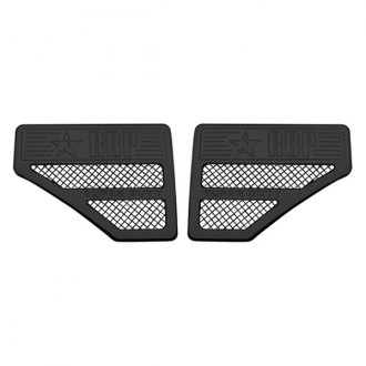 RBP® - 2-Pc F-250 Style Black Side Vents