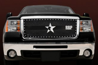 RBP® - RX-3 Series Black Mesh Grille - 2500 HD / 3500