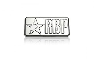 RBP® - 3 Piece Chrome Body Side Badges