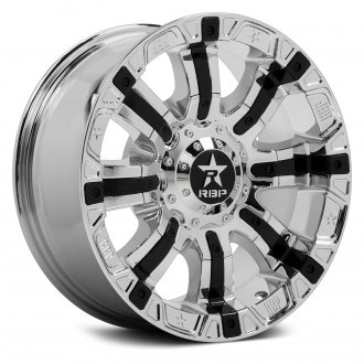 RBP® - 94R Chrome with Black Inserts