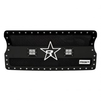 RBP® - RX-3 LED Series Midnight Edition Mesh Grille