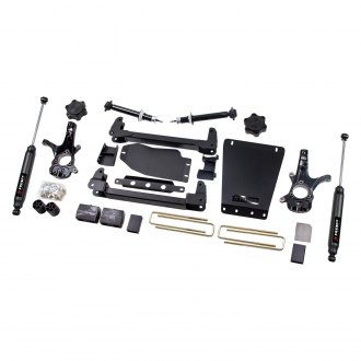 "RBP® - 4.5"" x 4.5"" Front and Rear Suspension Lift Kit"