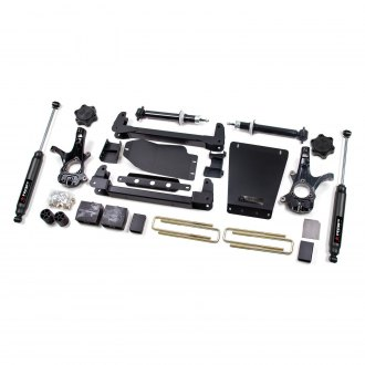 "RBP® - 6.5"" x 6.5"" Front and Rear Suspension Lift Kit"