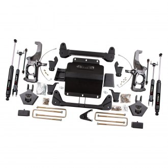 "RBP® - 5"" x 5"" Front and Rear Suspension Lift Kit"