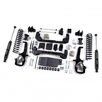 "RBP® - 4"" Front and Rear Suspension Lift Kit"