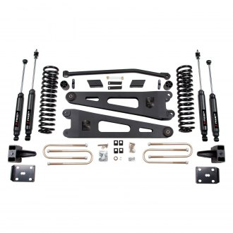 "RBP® - 4"" x 4"" Front and Rear Suspension Lift Kit"