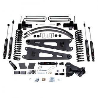"RBP® - 6"" x 6"" Front and Rear Suspension Lift Kit"