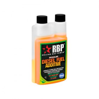 Image may not reflect your exact vehicle! RBP® - Regular Diesel Fuel Additive Enhancer