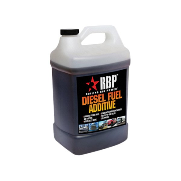 RBP® - High Performance Diesel Fuel Additive Enhancer