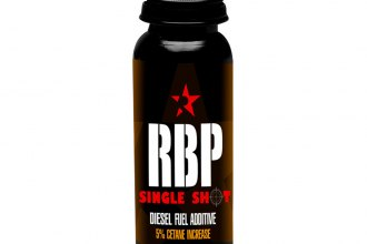 RBP® - High Performance Additive - Single Shot with Cetane
