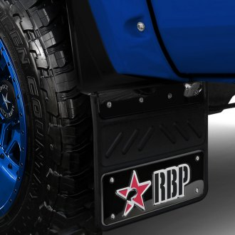 RBP® - RX-1 Series Black Mud Flaps