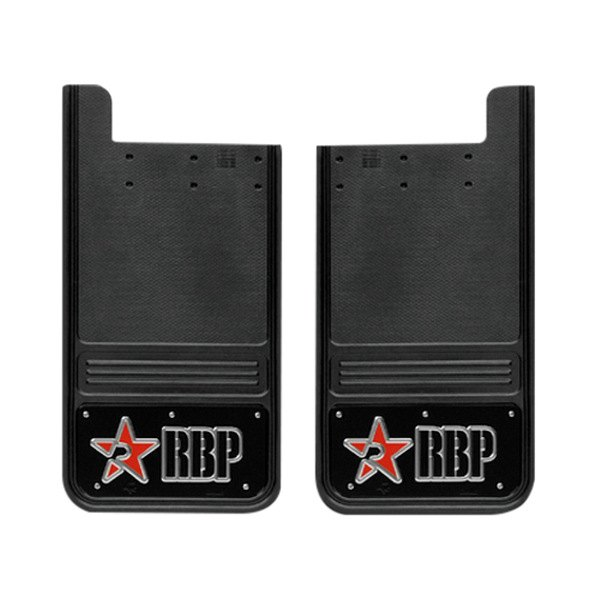 "RBP® - Mud Flaps 12"", 5/8"" Offset"