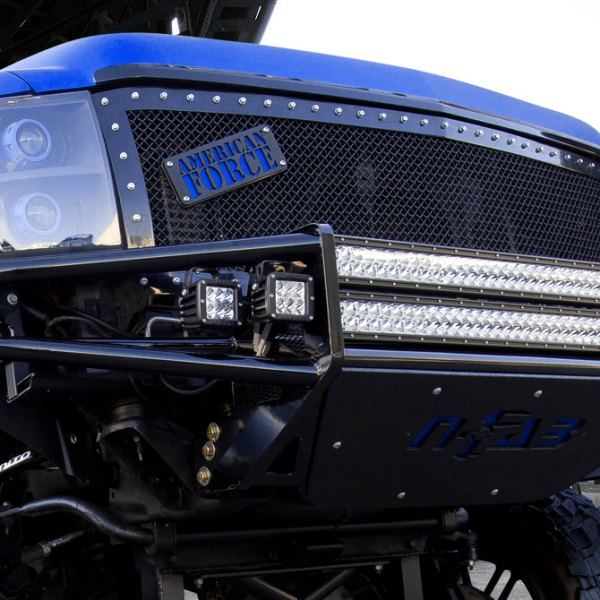 Dodge Ram RX Series Chrome Grille