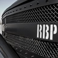 RBP® - RX-3 Series Black Grille