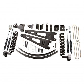 "RBP® - 6"" Front and Rear Suspension Lift Kit"