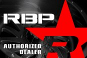 RBP Wheels Authorized Dealer