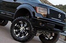 RBP® - 95R Wheels on Chevy Silverado