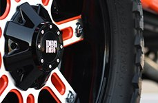 RBP® - 97R Wheels on Car