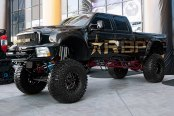 RBP® - ASSASSIN-2 Gloss Black with Machined Accents on Ford Super Duty
