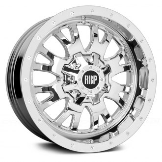 RBP® - 89R ASSASSIN Chrome