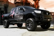 RBP® - 94R Black with Chrome Inserts on Toyota Tundra