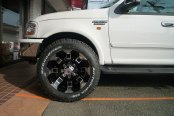 RBP® - 95R Black with Machined Face and Lip on Ford Expedition