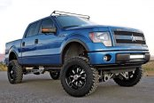 RBP® - 96R Black with Machined Face on Ford F-150