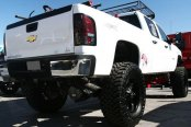 RBP® - 97R Flat Black on Chevy Silverado 2500 HD