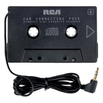 RCA® - CD/Auto Adapter