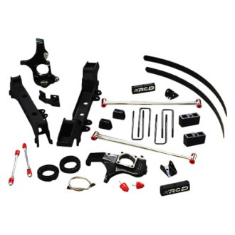 RCD Suspension® - Front and Rear Lift Kit