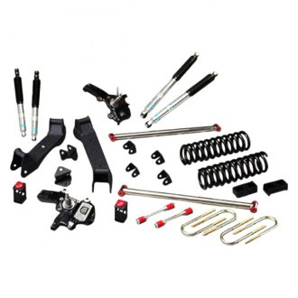 "RCD Suspension® - 6"" x 6"" Front and Rear Suspension Lift Kit"